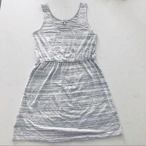 Soft Joie grey tank dress S